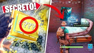 *NEW* FORTBYTE SECRET ACCURACY LOCATION OF NEW FORTBYTES IN FORTNITE! - Mrtheneox