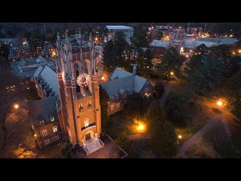 Happy Holidays from the University of Richmond