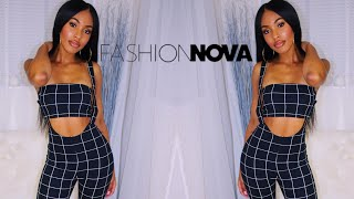 Fall Try On Clothing Haul Fashion Nova