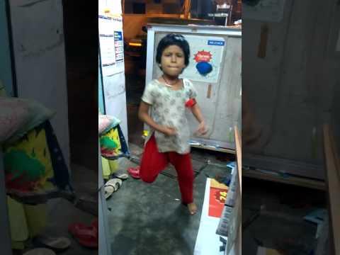 aaj ki raat naya geet koi gaunga super dance perform by my baby girl