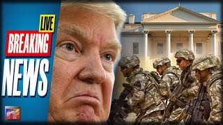 BREAKING: Dems PANIC! Now calling for MILITARY COUP against President Trump