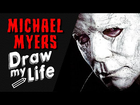 MICHAEL MYERS 🎃 DRAW MY LIFE HALLOWEEN