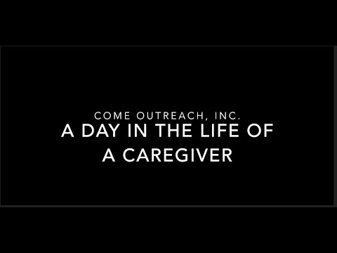 A Day In the Life of A Caregiver