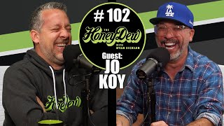HoneyDew Podcast #102 | @Jo Koy