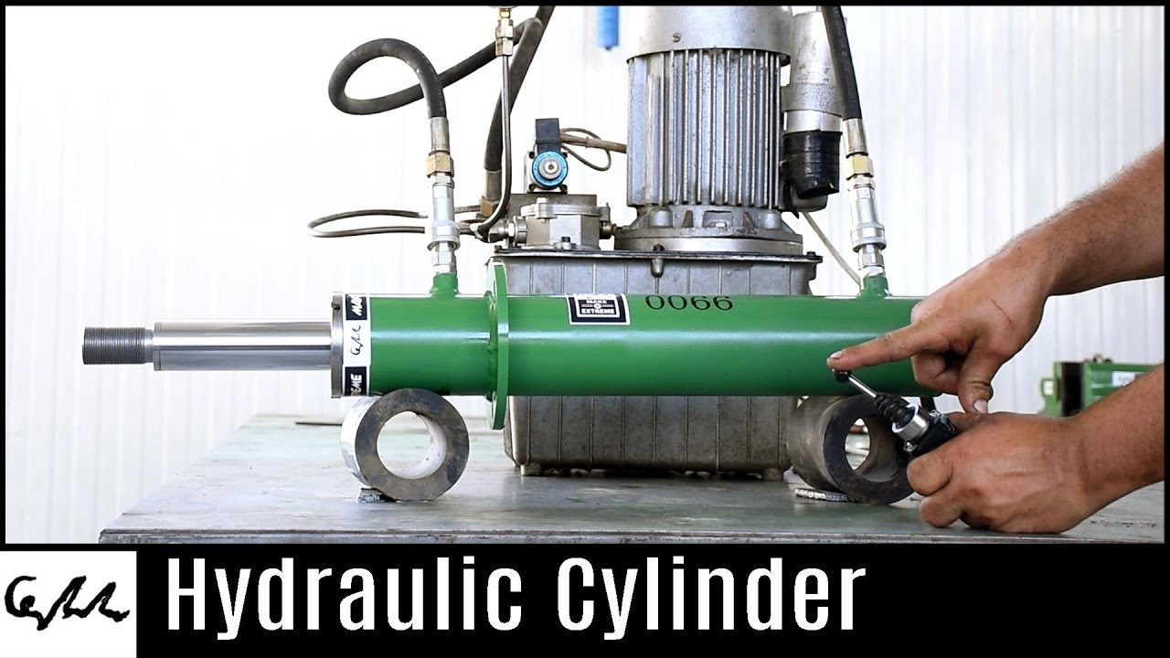 Making Hydraulic Cylinder: 3 Steps (with Pictures)
