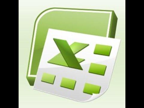 Создаем простую таблицу в Excel