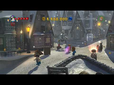 Lego Harry Potter Years 5 7 All 20 Red Brick Locations Complete Red Brick Guide Youtube