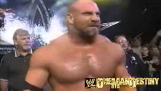 WCW NITRO Goldberg Vs Sting [HD]
