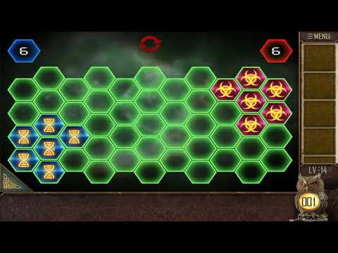 ROOM ESCAPE THE 100 ROOM 10 Level 14 -ANDROID/iOS GAMEPLAY/WALKTHROUGH