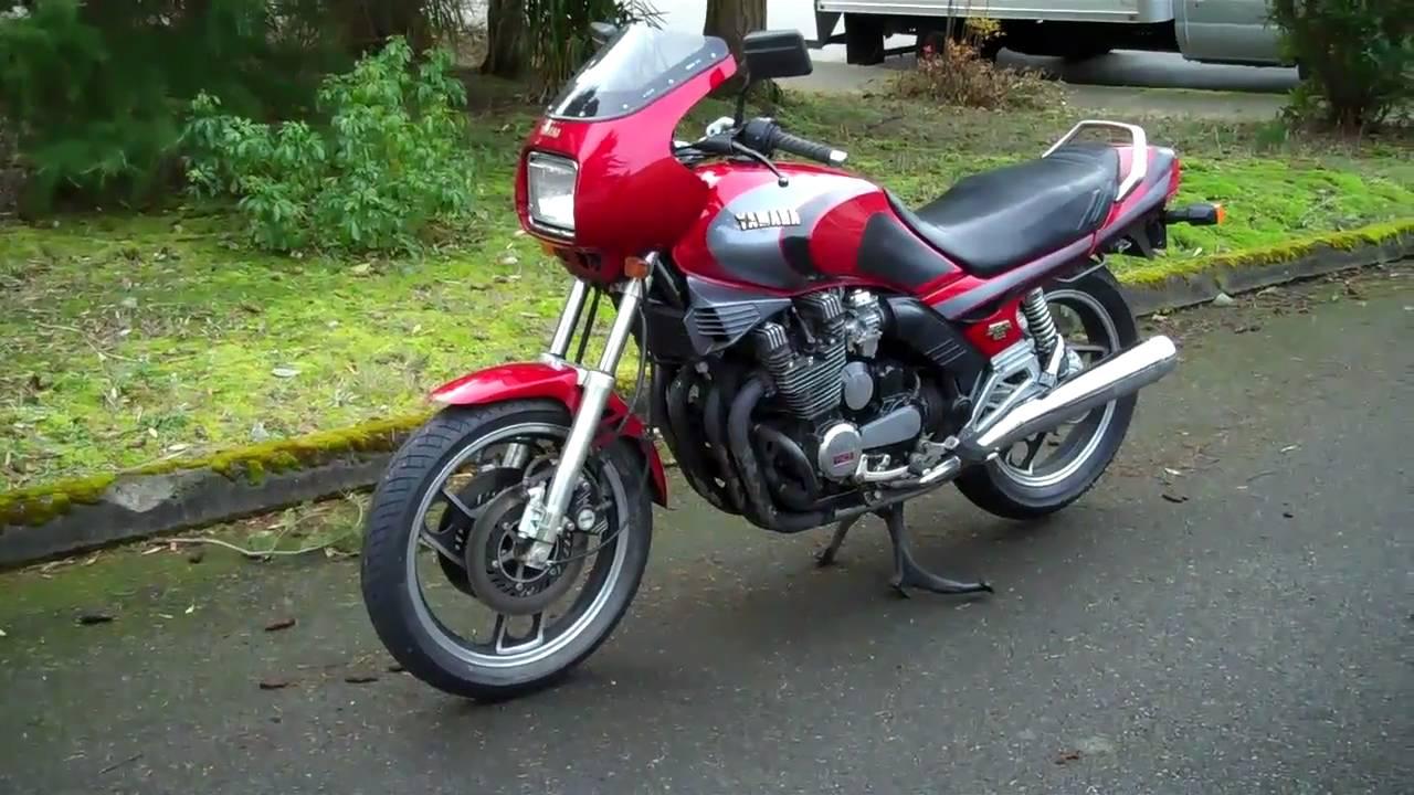Yamaha Seca Ii