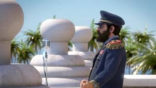 Tropico 6 - Trailer d'annonce