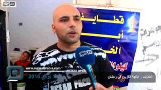 بالفيديو| قطايف غزة في رمضان.. للأغنياء فقط