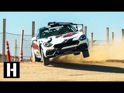 Who WON?? Final Battle to Become our Next Hoonigan + win the Track Spec Fiat 124 Abarth.