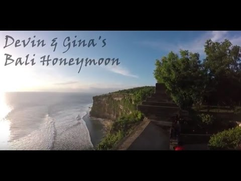 D&G's Bali Honeymoon