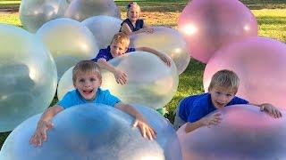 Super Wubble Bubble Ball Pool & Park Party!