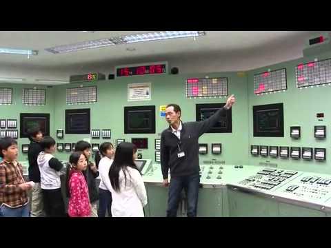 福島第二原発中央制御室シミュレーター - YouTube