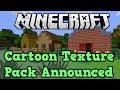 Minecraft Xbox + PS3: Cartoon Texture Pack