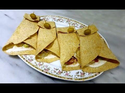 recette-15---les-fajitas-mexicains-originale-et-facile-/-الفخيطاس-المكسيكي-وصفة-أصلية-سهلة-ورائعة