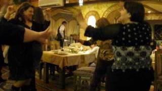 Мартовская встреча в ресторане Бакинский дворик..wmv