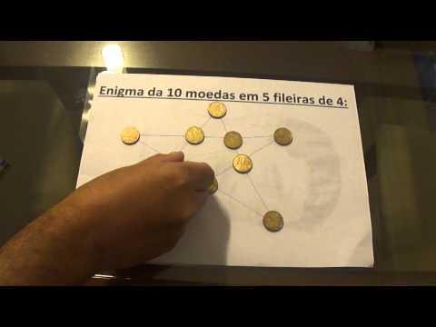 Enigma das 10 moedas