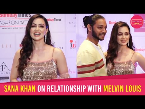 Exclusive: Sana Khan Reveals Her Marriage Plans With Melvin Louis | Pinkvilla Raw | Bollywood