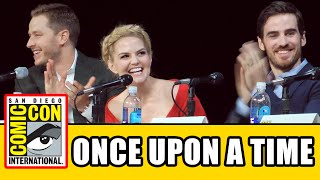 ONCE UPON A TIME Comic Con Panel