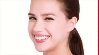 Alina Zagitova Shiseido ad Алина Загитова в рекламе Shiseido