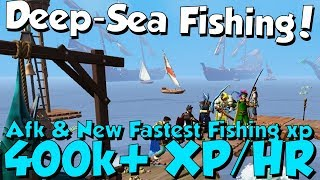 1-99 Fishing guide Runescape 2017 - Fastest + AFK + Money