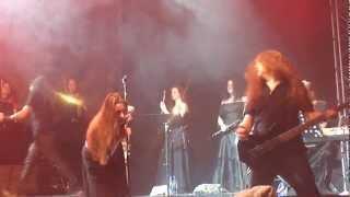 Haggard - Origin Of A Crystal Soul - Bogotá 28 de Febrero 2012