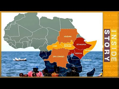 🌍 Can the African Union solve the continent's refugee crisis? l Inside Story