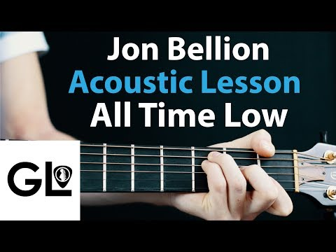 Jon Bellion - All Time Low: Acoustic...