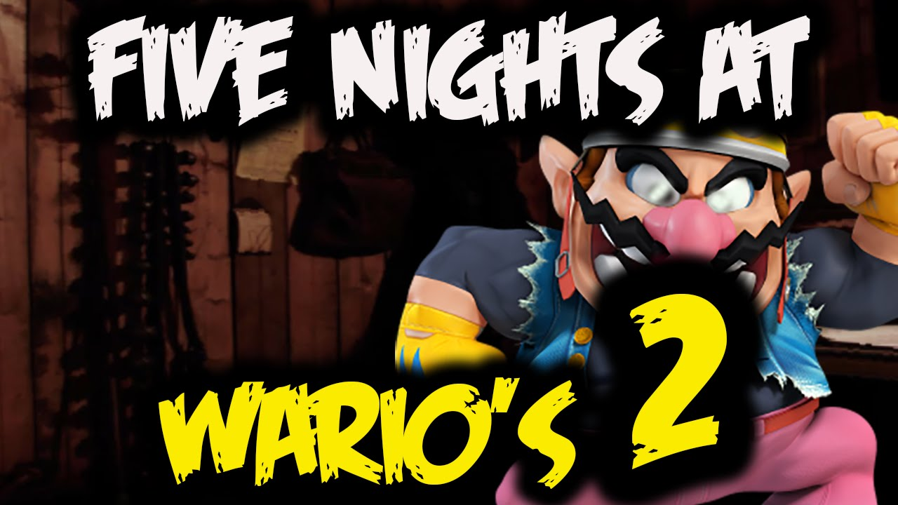 Best fnaf fan game five nights at wario s 2 demo download
