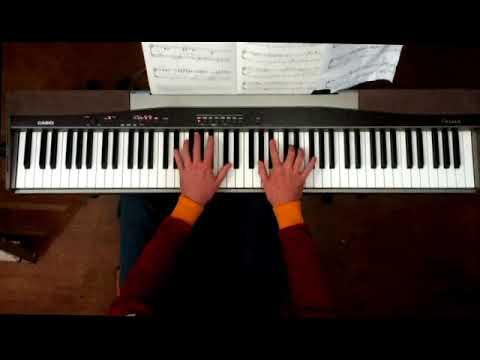 Film Noir - Cornick ABRSM 2019-2020 Piano Grade 5