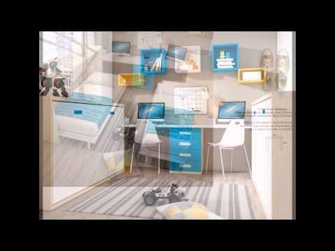 Dormitorios juveniles e infantiles en muebles nebra - Dormitorios juveniles en zaragoza ...