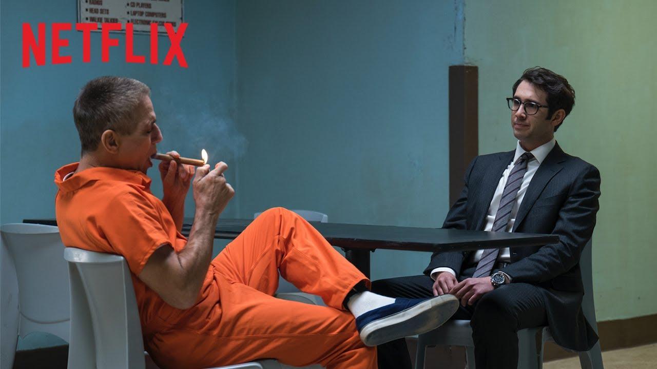 Download The Good Cop   Official Trailer   Netflix