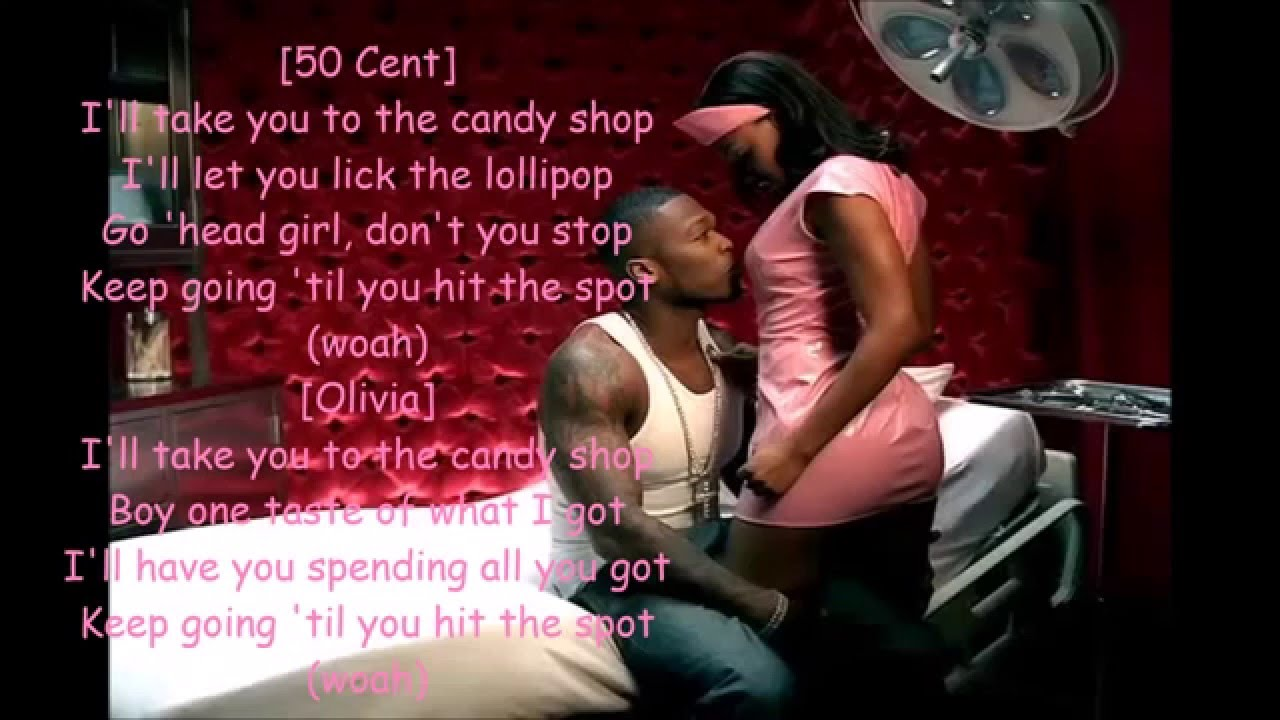 sex and candy lyrics