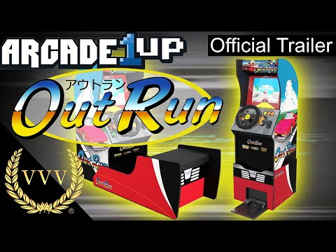 Arcade 1up announce OutRun cabinet and chat from Team VVV