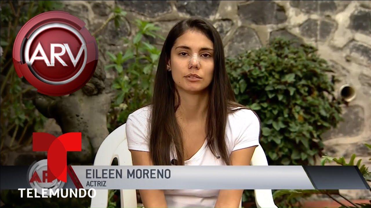 Nunca golpeé a Eileen Moreno: Alejandro García | Al Rojo Vivo | Telemundo