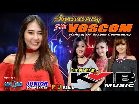 Live Streaming Anniversarry 5Th VOSCOM Vianisty Of Sragen Community//22 April 2018