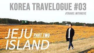 [VLOG 10] KOREA TRAVELOGUE #3 - JEJU ISLAND (PART 2)   HOTEL DI TEBING + CAFE G-DRAGON