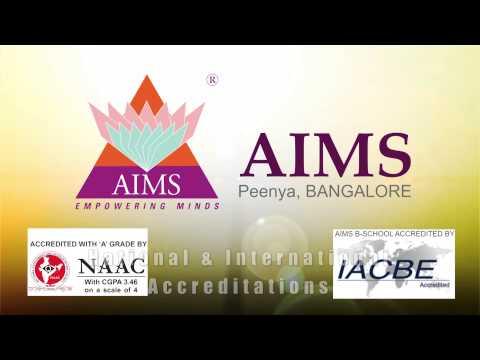 AIMS, Peenya, bangalore