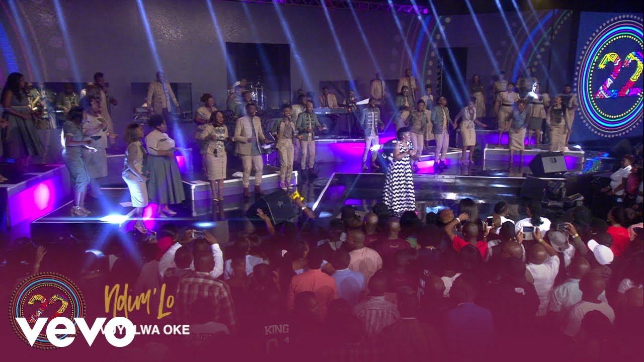 Joyous Celebration - Ndim Lo (Live) - YouTube
