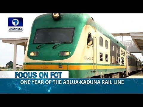 Abuja-Kaduna Railway Transports Over 720,000 Passengers In 1 Year |Dateline Abuja|