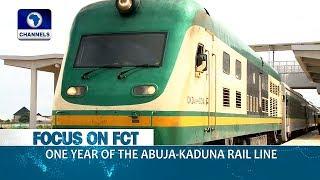 Abuja-Kaduna Railway Transports Over 720,000 Passengers In 1 Year  Dateline Abuja 