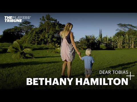 Bethany Hamilton's Message to Her Son on Overcoming Adversity   Love Mom