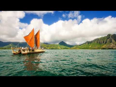News Update Hawaiian Hokule'a canoe makes it round the world 18/06/17