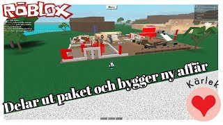 Roblox Lumber Tycoon 2 | Valentine's Day | Make people happy and build business