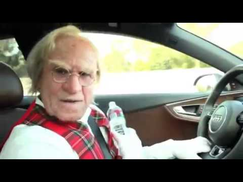 Old Man Covers 'Drank In My Cup By' Kirko Bangz