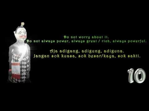 Kata Bijak Wayang Cikimm Com