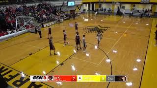 Boys Basketball  Blackford @ South Adams JV thumbnail